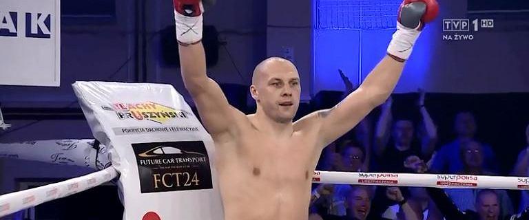Boks. Krzysztof Głowacki może być niebawem dwukrotnym mistrzem świata