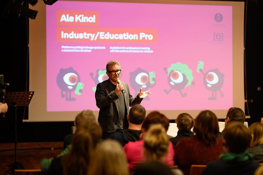 Festiwal Ale Kino!  Forum Industry/Education Pro