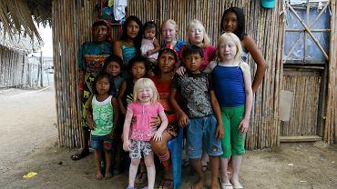 Albinosi z Wysp Karaibskich