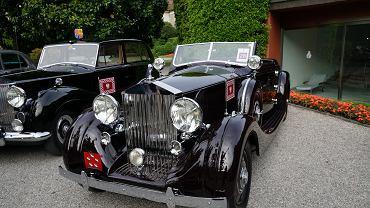 Odrestaurowany Rolls-Royce generała Władysława Sikorskiego
