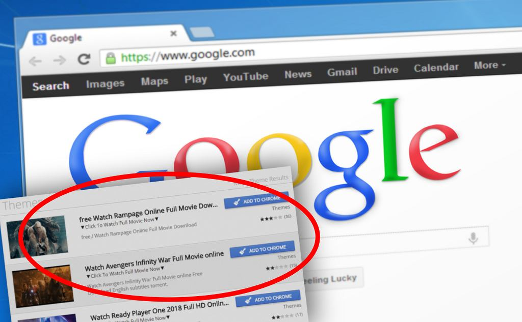 Dodatki do Chrome mogą być niebezpieczne
