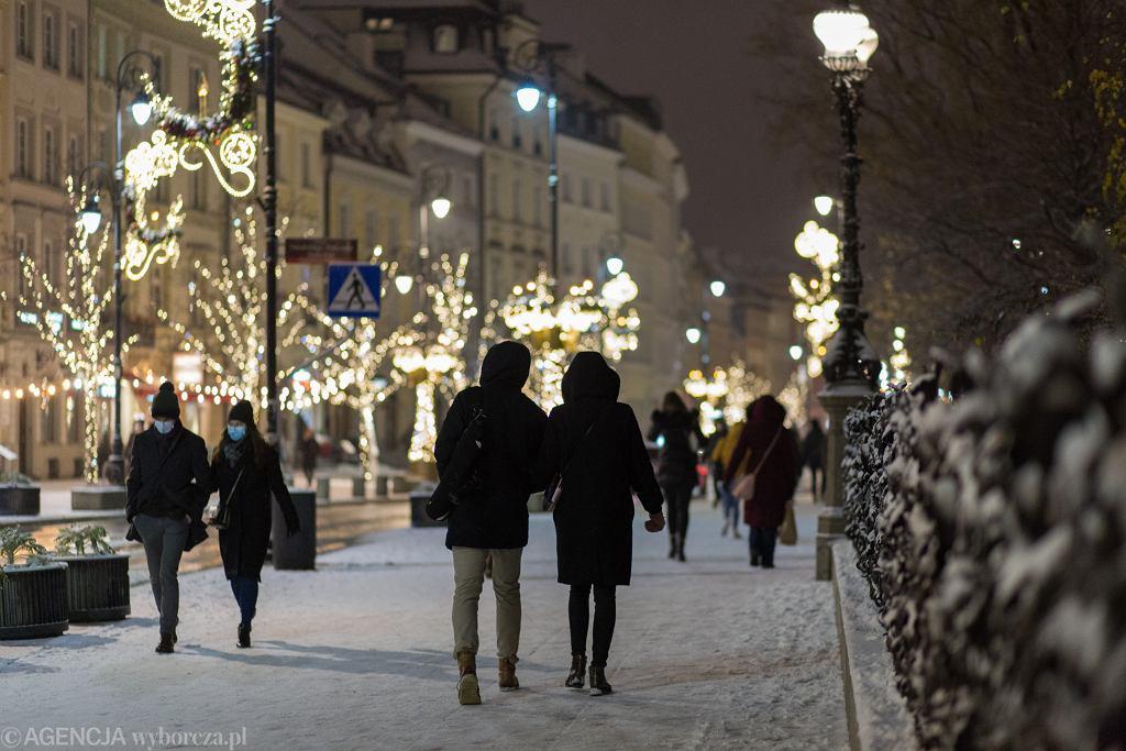 Prognoza pogody na Boże Narodzenie. Czy tegoroczne święta będą białe? (zdjęcie ilustracyjne)