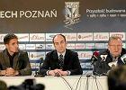 Lech Poznań nie zmieni prezesów. Obecny zarząd ma zbudować nowy zespół Kolejorza