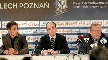 Od lewej: Piotr Rutkowski, Karol Klimczak, Jacek Rutkowski