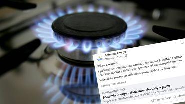 """Czechy. Ceny gazu i prądu zatopiły dużego dostawcę energii. """"Zostaliśmy zmuszeni do drastycznego kroku"""""""