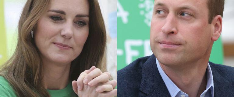 Związek Kate i Williama umiera? Kolejne wspólne wyjście, kolejny dowód