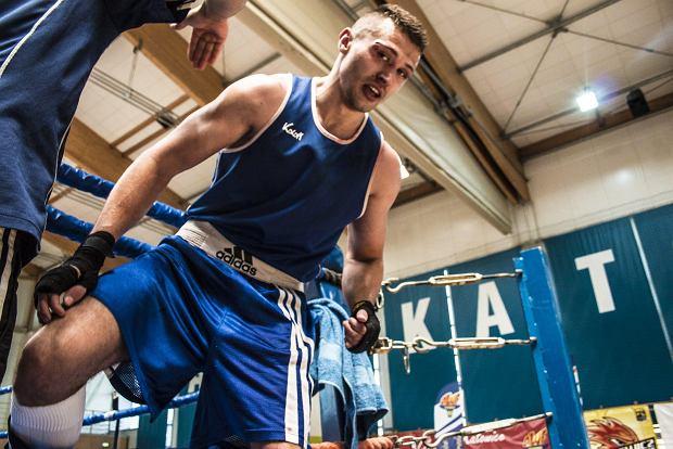 Student Uniwersytetu Opolskiego mistrzem Polski w boksie [ZDJĘCIA]