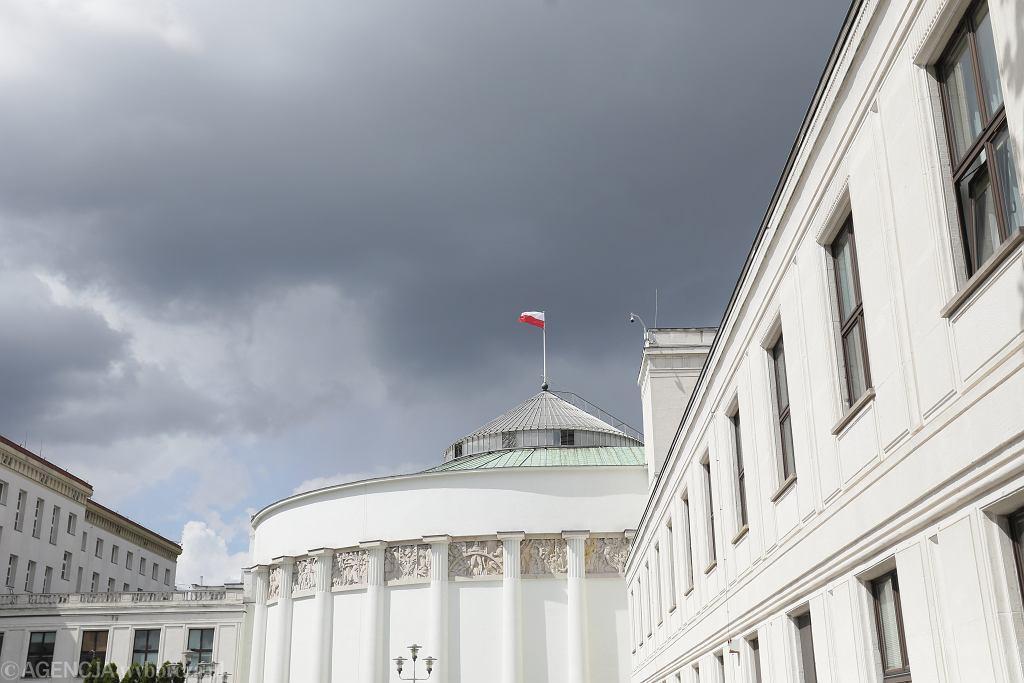 Budynek Sejmu (zdjęcie ilustracyjne)