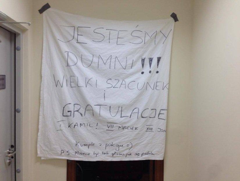 Polscy skoczkowie do wioski olimpijskiej mogli wracać z podniesionymi głowami