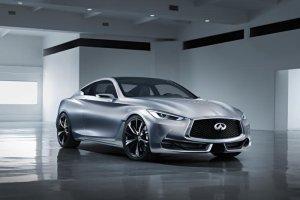 Salon Detroit 2015 | Infiniti Q60 Concept | Zapowiedź nowego coupe