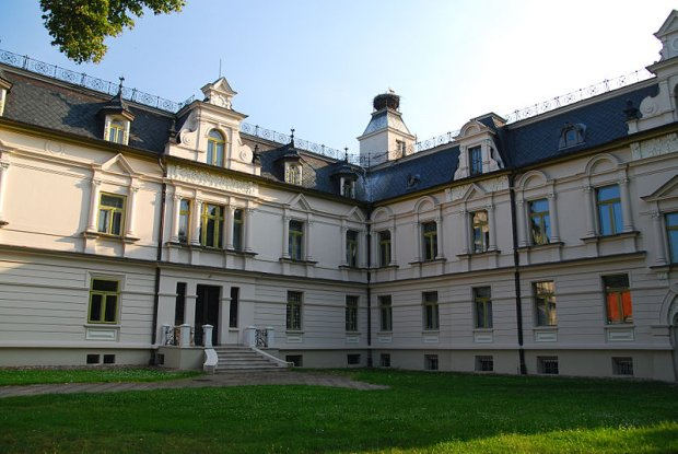 Pałac Buchholtzów w Supraślu/ Fot.CC BY SA 3.0/ Lilly M/ Wikimedia Commons