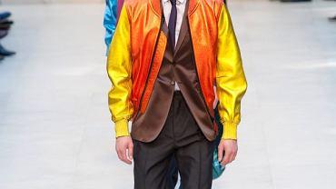 Ubrania z wiosennej kolekcji Burberry