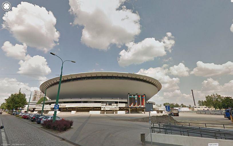 Polska w Google Street View - Katowice