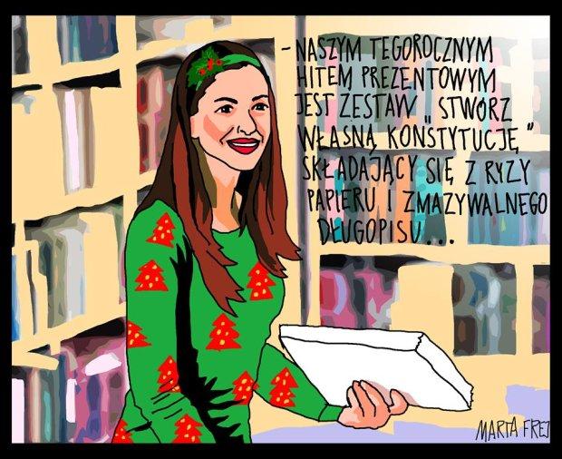 Zdjęcie numer 187 w galerii - Marta Frej rysuje dla