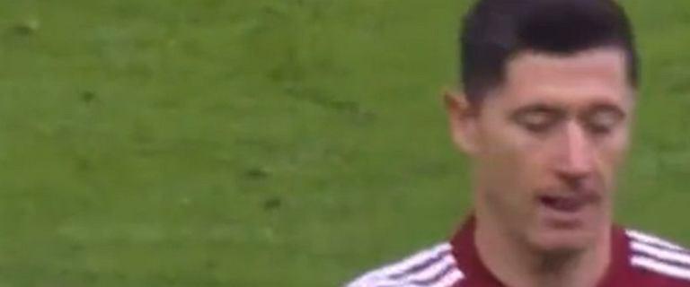 Lewandowski nawet nie spojrzał, a kolega z Bayernu wpadł w furię [WIDEO]