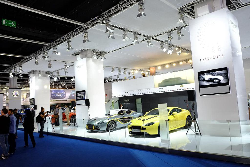 Dziś rozpoczyna się Salon Samochodowy We Frankfurcie - IAA 2013