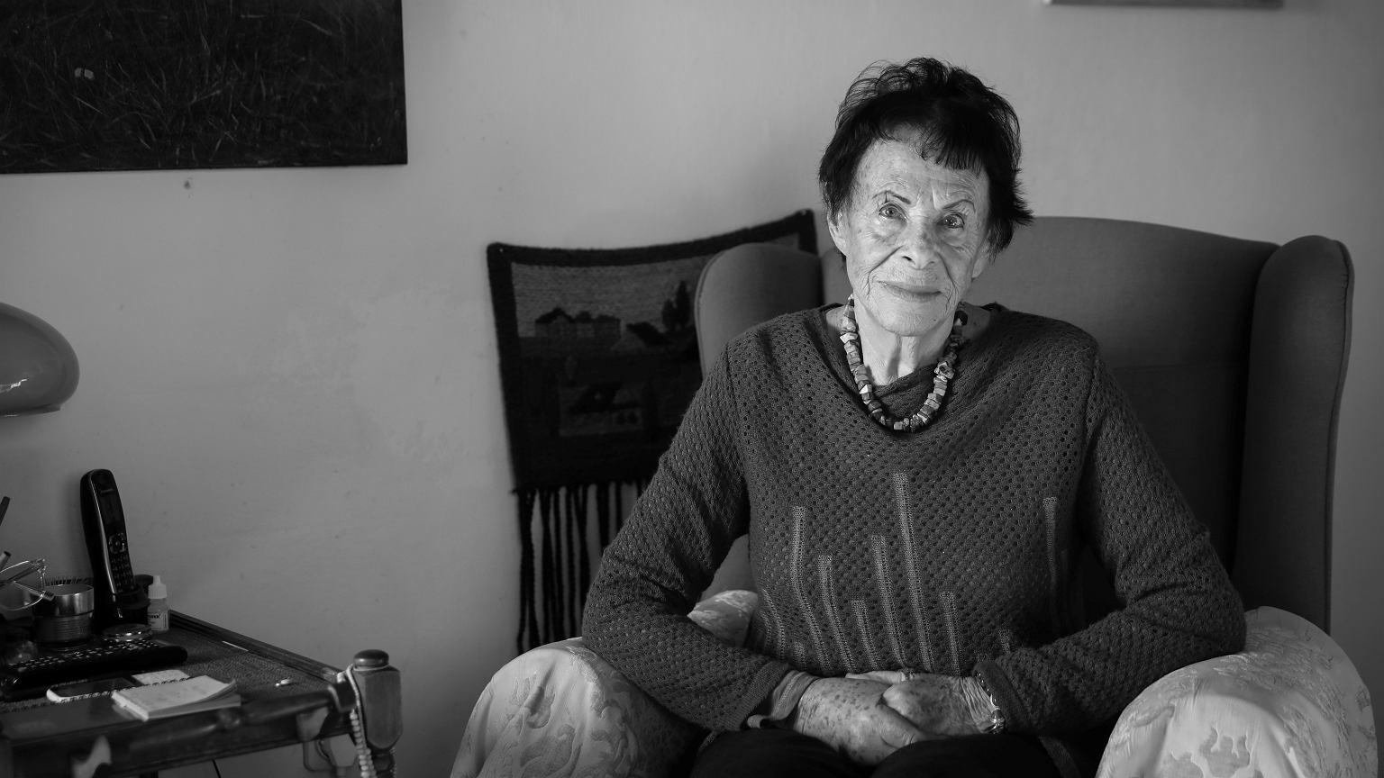 Dzisiaj jedyne miejsce, w którym Irena Likierman czuje się szczęśliwa, to dom na Warmii