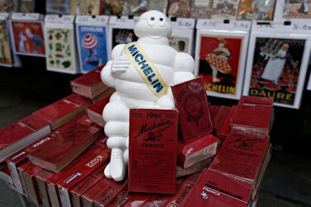 Przewodnik Michelin przez pierwsze dwadzieścia lat był całkowicie darmowy