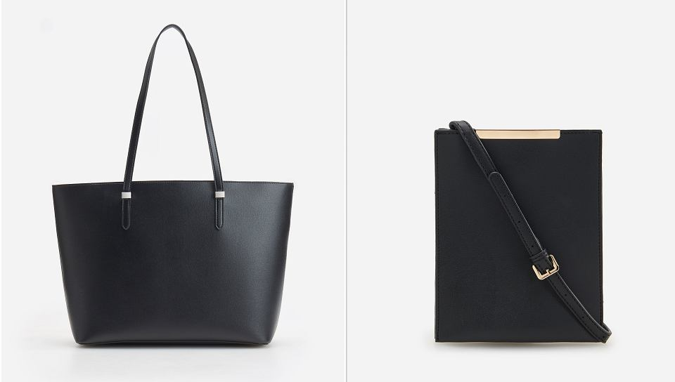 Eleganckie i pojemne torebki