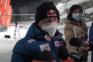 Adam Małysz o Halvorze Egnerze Granerudzie: Wszyscy byliśmy w szoku