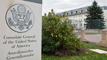 Amerykański konsulat we Frankfurcie