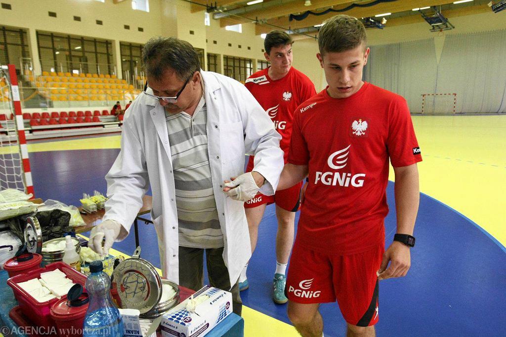 Kadra Polski juniorów miała we wtorek testy wydolnościowe