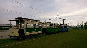 Trójskłady jeździły już po Poznaniu