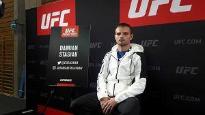 MMA. Polak walczył dla UFC, a teraz zadebiutuje w KSW?