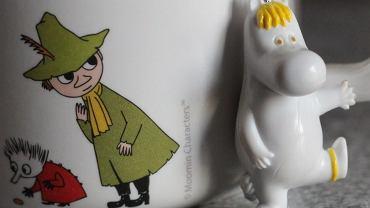 Kubek z Muminkami (Fot. Ania Oka)
