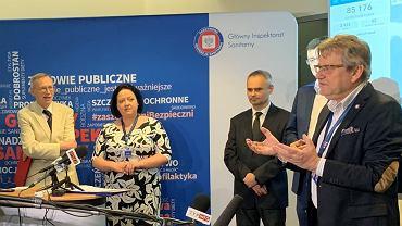Szef GIS, Jarosław Pinkas