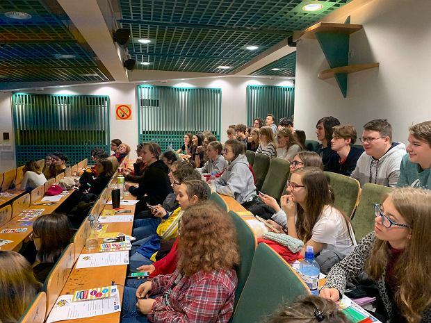ZSO nr 1 im. Kopernika w Katowicach obchodzi w tym roku 99-lecie szkoły