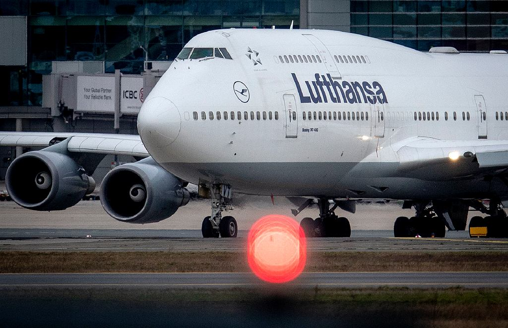 Lufthansa uziemia samoloty w związku z koronawirusem