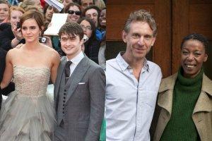 Emma Watson, Daniel Radcliffe, Noma Dumezweni, Jamie Parker