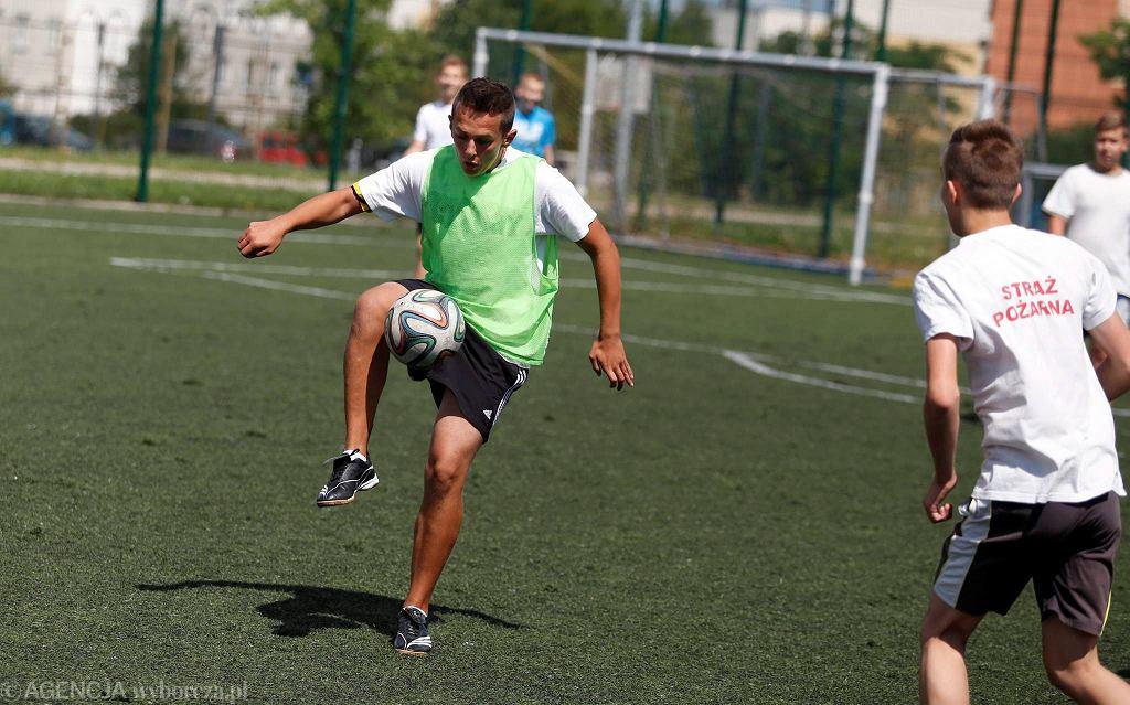 Wakacje z Futbolem 2015