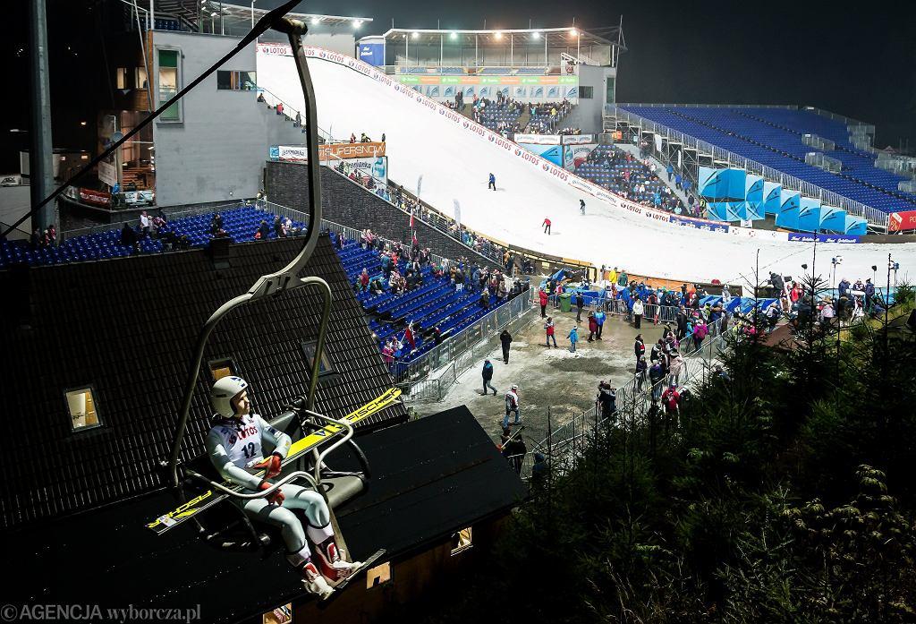 Skoki narciarskie w ramach Pucharu Świata w Wiśle