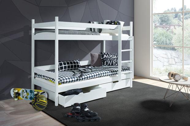 Łóżka młodzieżowe: najciekawsze propozycje