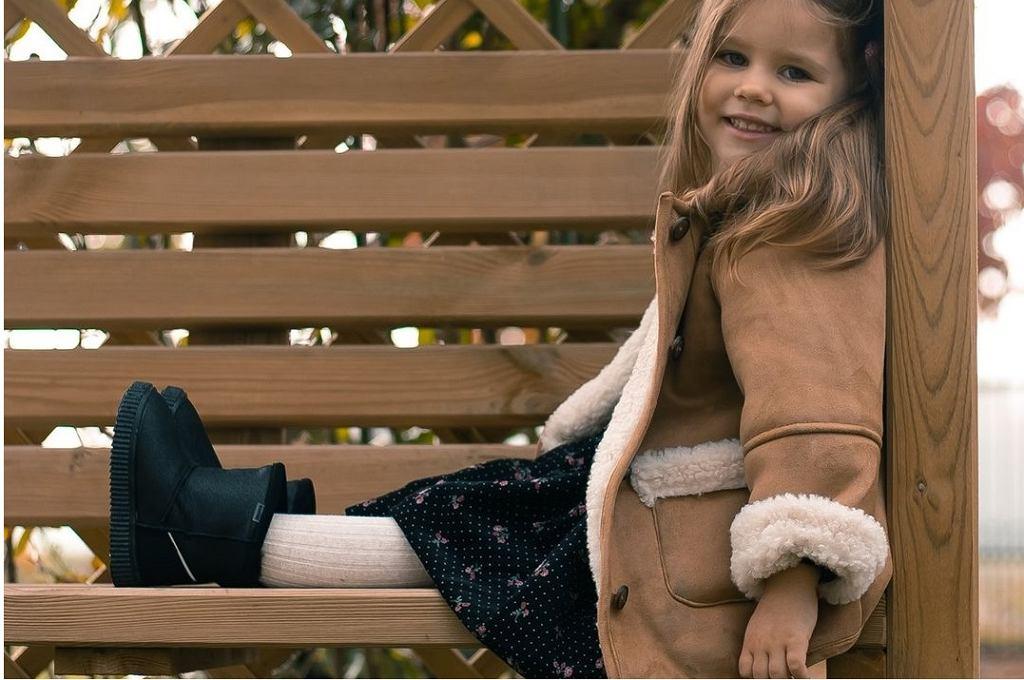 Buty dziecięce na wiosnę
