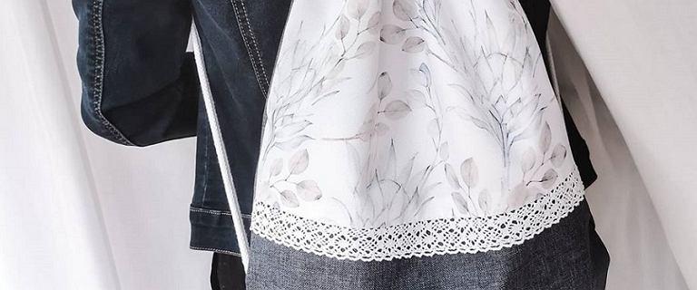 Bawełniane plecaki, które można personalizować - podkreśl swoja indywidualność