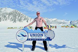 Biegacz na biegunach. Jak się biega maratony w ekstremalnych warunkach?