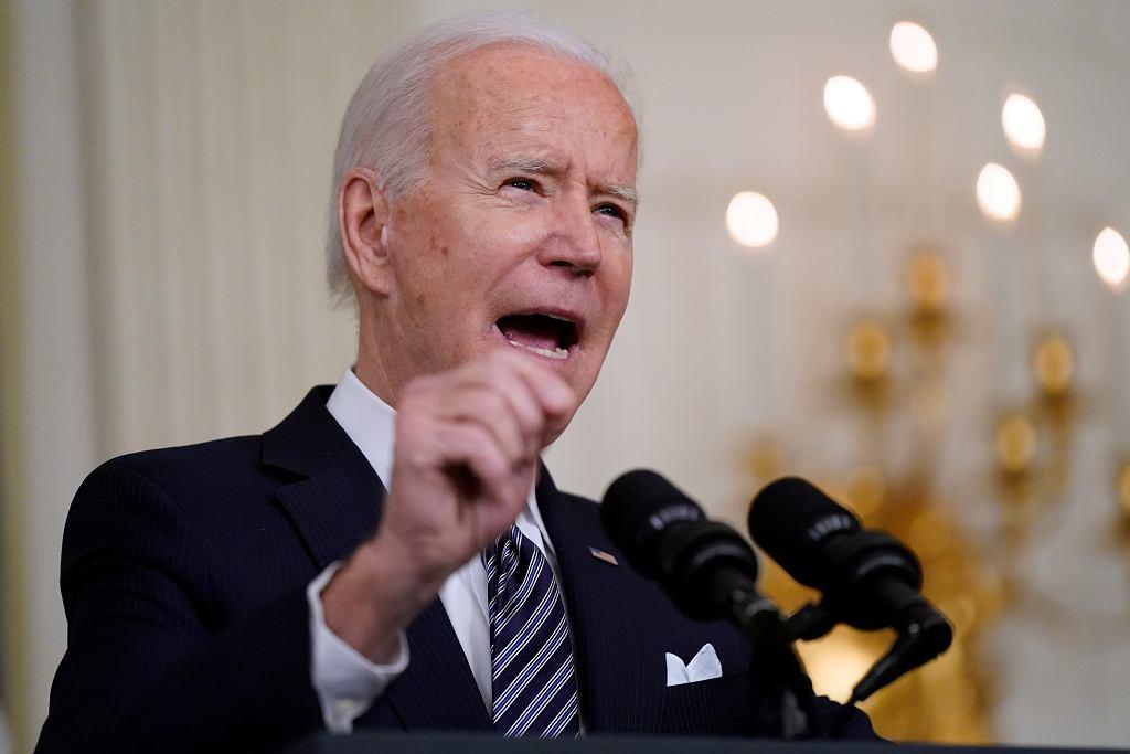 Putin zapłaci za ingerencję w wybory w USA. Joe Biden uważa go za 'bezdusznego zabójcę'