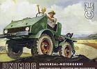 Uniwersalne urządzenie motorowe. Historia Unimoga