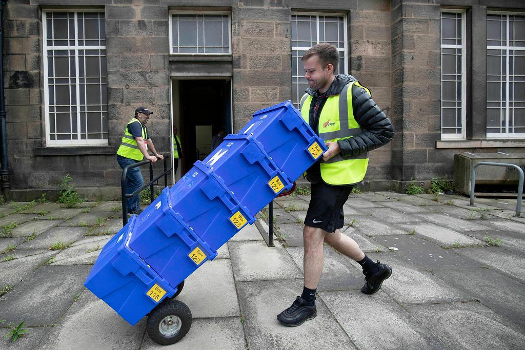 Ruszają wybory do Europarlamentu 2019