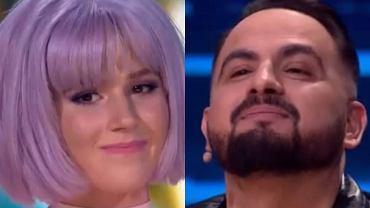 Roksana Węgiel i Agustin Egurrola w 'Dance Dance Dance'