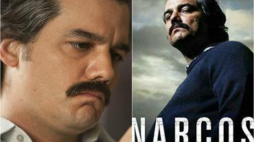 """Fani serialu """"Narcos"""", wyprodukowanego przez Neflix, czekali na ten dzień z utęsknieniem. W piątek miała miejsce premiera drugiego sezonu produkcji. My tymczasem przyjrzeliśmy się jego głównemu bohaterowi, czyli bossowi narkotykowej mafii, Pablo Escobarowi, którego gra Wagner Moura. Aktor na co dzień wygląda zupełnie inaczej!"""