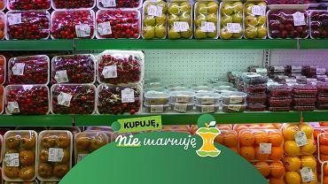 Handel odpowiada za ok. 13 proc. marnowania żywności