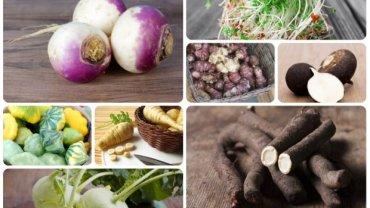 Zapomniane warzywa