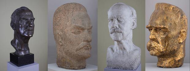Nowe rzeźby Alfonsa Karnego w Muzeum Podlaskim