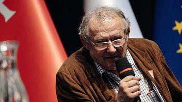 Adam Michnik: PiS do władzy wyniósł naród. W demokracji nie można się obrażać