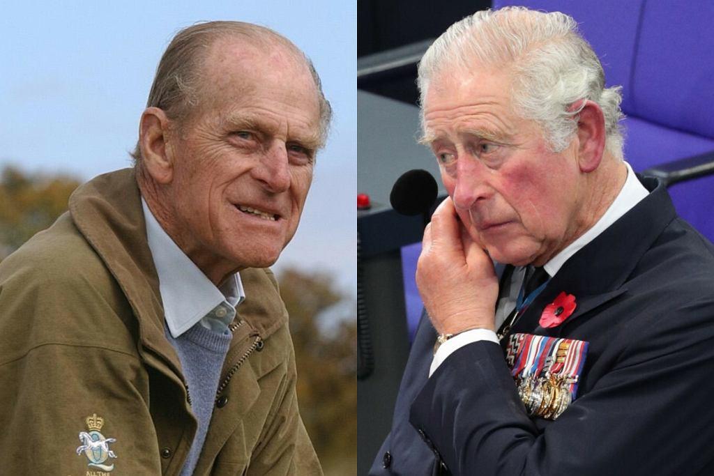 książę Filip, książę Karol