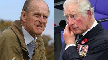 """Książę Filip tuż przed śmiercią przekazał księciu Karolowi trzy rady i prośby. """"Był świadomy, że raczej nie wyzdrowieje"""""""